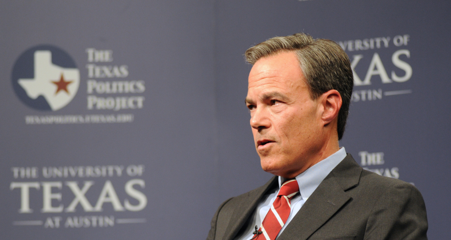 Rep. Joe Straus, Speaker of the Texas House of Representatives