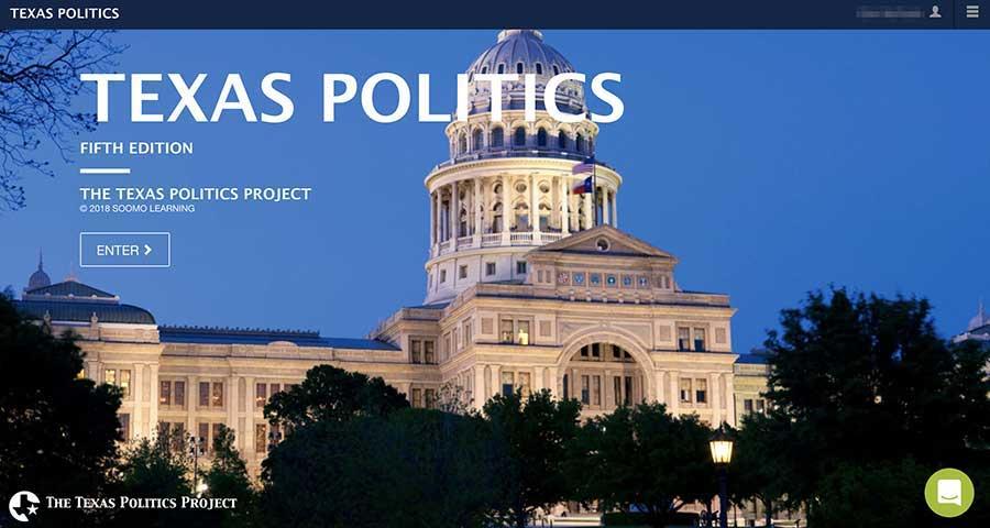 The Texas Politics Project |