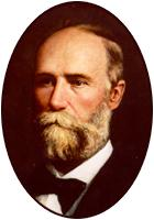Governor's portrait of E. J. Davis.